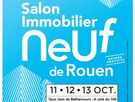 Salon de l'immobilier neuf de Rouen du 11au 13octobre