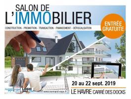Salon immobilier du Havre le 20, 21 et 22 Septembre