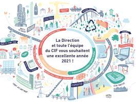 Voeux CIF Normandie 2021