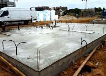 Le chantier des villas Flora a commencé
