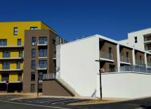 La résidence Domaine de Valmy au Havre est terminée